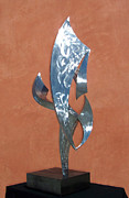 Garden Sculpture Originals - Flight Of Daphne by John Neumann