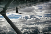Cessna Photos - Flight of Dreams by Patricia Montgomery