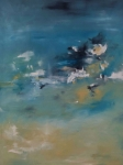 Abtract. Paintings - Flight by Sarah Parsons