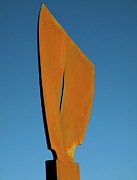 Outdoor. Sculpture Originals - Flight-Second Image by Robert Hartl