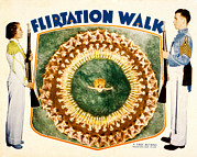 Flirtation Prints - Flirtation Walk, Ruby Keeler, Dick Print by Everett