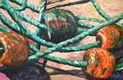 Floats Art - Floats by JoAnn Wheeler