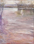Helen Campbell - Flooded River