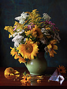 Variation Art - Floral Arrangement by Panga Natalie Ukraine
