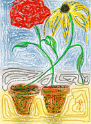 James Lanigan Thompson   MFA - Floral Dance