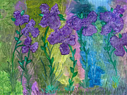 Orchids Art - Floral Fantasy by Suzeee Creates