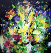Mario Zampedroni - Floral Print - Abstract...