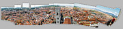 Florence Italy - Panorama -01 Print by Gregory Dyer