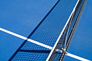 Tennis Court Prints - Florida Gold Coast Resort Tennis Club Print by ELITE IMAGE photography By Chad McDermott