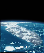 Space Art - Florida by NASA / Science Source