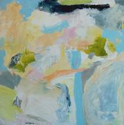 David Jones Paintings - Flourish by David Jones