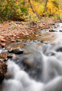 Sedona Prints - Flow in Sedona Print by Kristin Elmquist