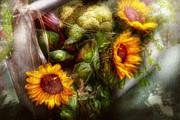 Mike Savad - Flower - Sunflower - Gardeners toolbox