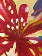 Agnes Rajesh - Flower abstract