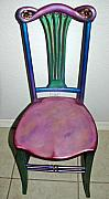 Mickie Boothroyd - Flower Bud Chair