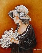 Young Lady Originals - Flower Girl by Val Stokes