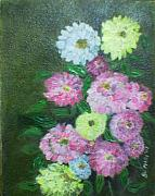 Assorted Originals - Flower II by Jo Mari Montesa