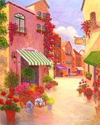 Jeanene Stein - Flower Shop on Serta St.