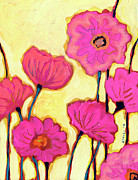 Flowers For Coralyn Print by Jennifer Lommers