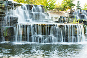 Nature Center Prints - Flowing Beauty Print by Bill Pevlor