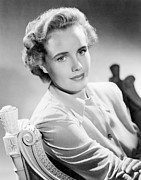 Flowing Gold, Frances Farmer, 1940 Print by Everett