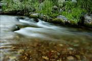 Pebbles Originals - Flowing by Idaho Scenic Images Linda Lantzy