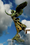 Flying Angel Photos - Flying Angel by Harry Spitz