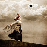 Cindy Prints - Flying Dreams Print by Cindy Singleton