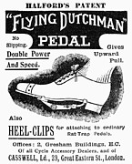 Bicycling Photos - Flying Dutchman, 1898 by Granger