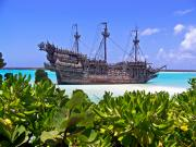 Pirates Photo Originals - Flying Dutchman by Laura Allard