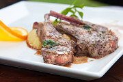 Classy Photos - Focus Lamb Steak by Atiketta Sangasaeng