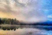 Emily Stauring - Foggy Adirondack