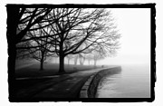 Foggy Day H-1 Print by Mauro Celotti