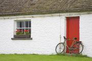 Country Cottage Photos - Folk Village Museum, Glencolmcille by Richard Cummins