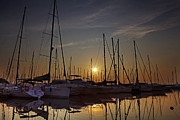 Sail Boat Photos - Follonica by Joana Kruse