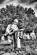 Korean War Memorial Photos - Follow Me by JC Findley