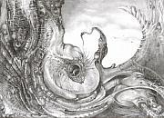 Fomorii Incubator Print by Otto Rapp