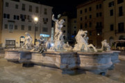 Struggling Photos - Fontana del Nettuno I by Fabrizio Ruggeri