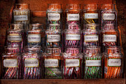 Penny Photos - Food - Candy - Penny Candy  by Mike Savad