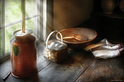Basket Photos - Food - Morning Eggs by Mike Savad