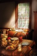 Kitchen Photos - Food - Sunday Brunch by Mike Savad