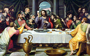 Religious Art Photos - Food for Soul by Munir Alawi