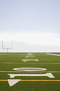 Turf Art - Football Field by David Engelhardt
