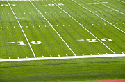 Ithaca Photos - Football Stadium, Cornell University, Ithaca, New York by Dennis Macdonald