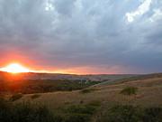 Stuart Turnbull - Foothills sunset