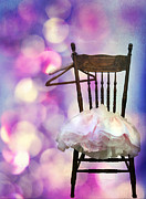 Crinoline Framed Prints - For little girls Framed Print by Marlene Ford