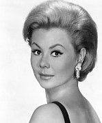 Gaynor Framed Prints - For Love Or Money, Mitzi Gaynor, 1963 Framed Print by Everett