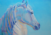 Pony Painting Posters - For Melissa Poster by Kimberly Santini