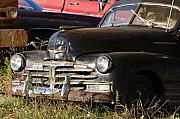 Old Cars Art - For No One by Jan Amiss Photography