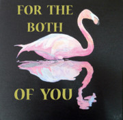 Special Occasion Painting Posters - For The Both Of You Poster by Eric Kempson
